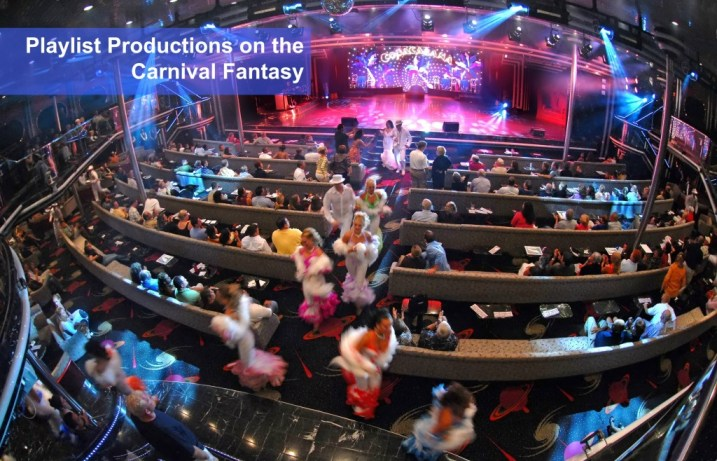 Carnival Fantasy Playlist Productions 1