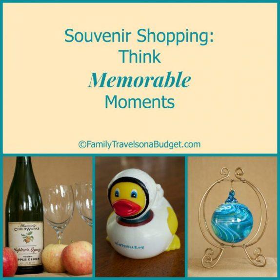 Souvenir Shopping Tips