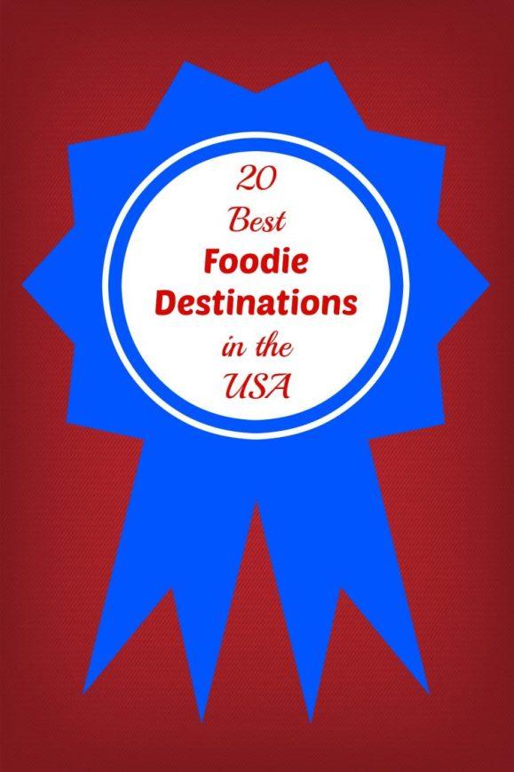 foodie destinations