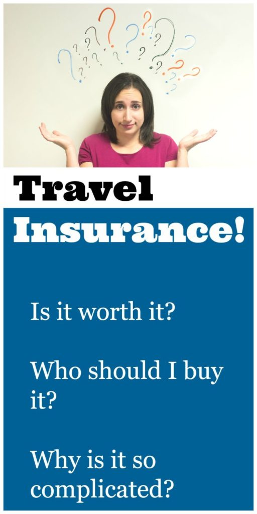 The great travel insurance debate continues