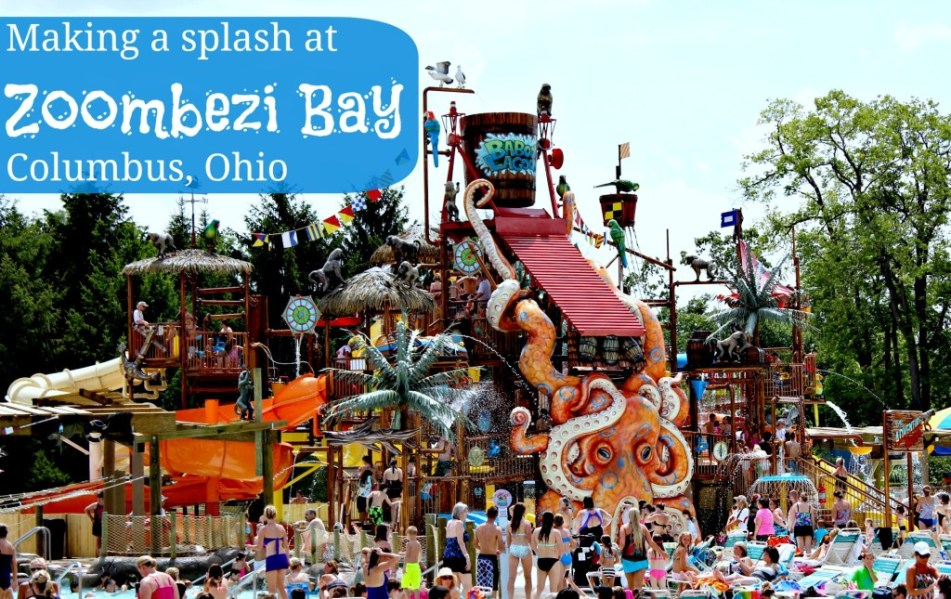 Zoombezi Bay The Wildest Waterpark Ever Family Travels