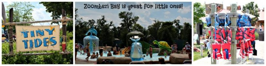 Zoombezi Bay for little kids