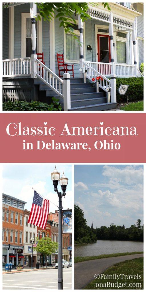 Classic Americana in Delaware, Ohio