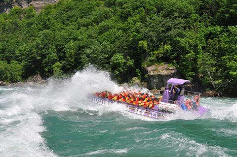 Niagara Falls, a weekend itinerary from FamilyTravelsonaBudget.com