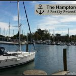 The Hampton Waterfront: A family friendly destination