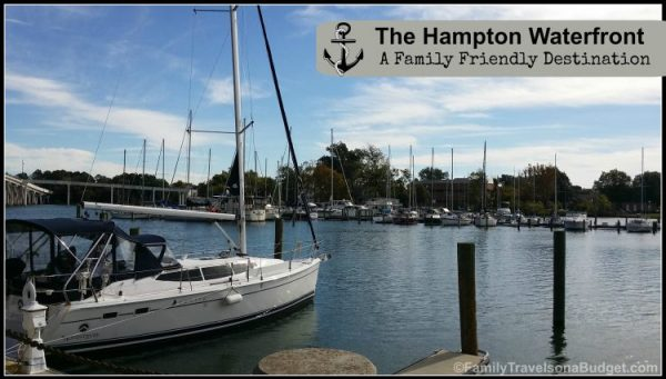 Hampton Waterfront for families
