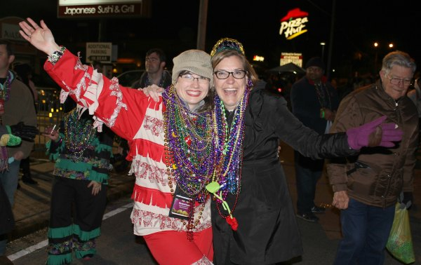 Mardi Gras Lessons Learned Parades