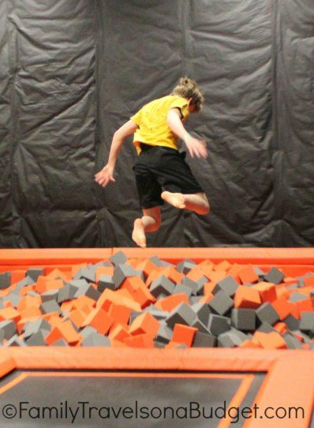 Jump Cville big jump