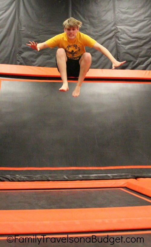 Jump Cville fly