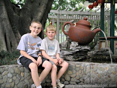 Tea House Guangzhou China