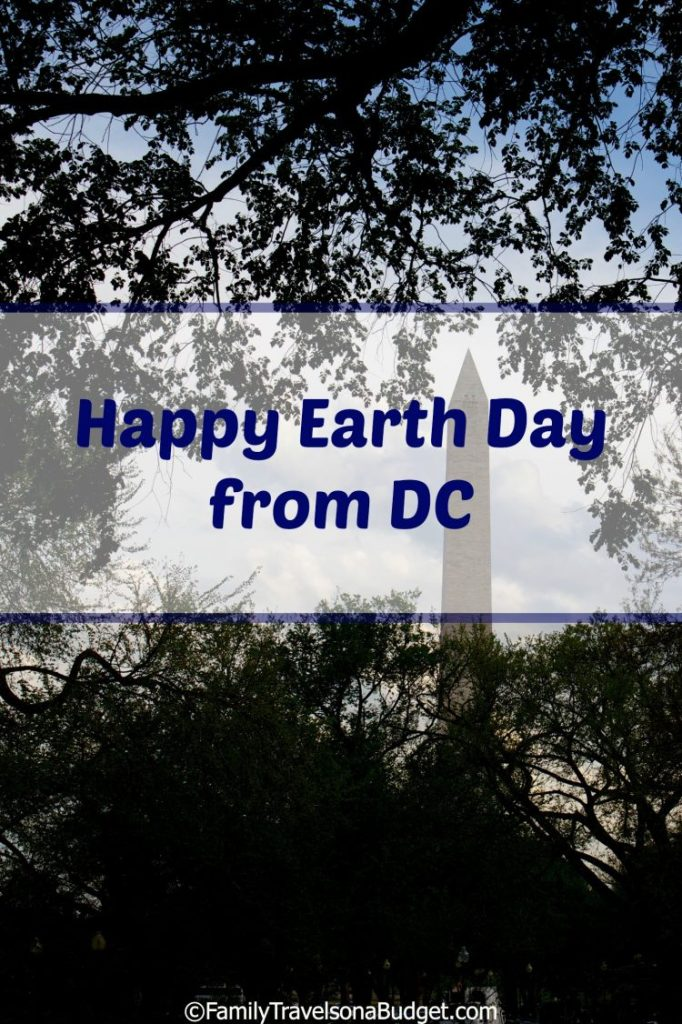 Happy Earth Day from DC