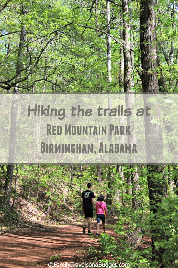 Alabama history preserved at Red Mountain Park