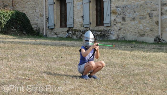 Dordogne Kid Fun by Tara Cannon