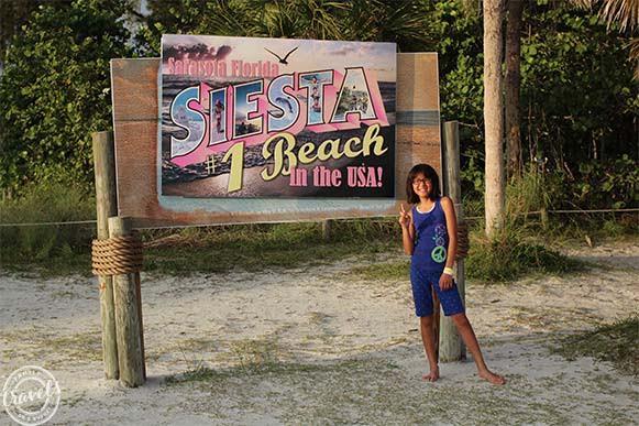 Siesta Beach #1 Beach in the US