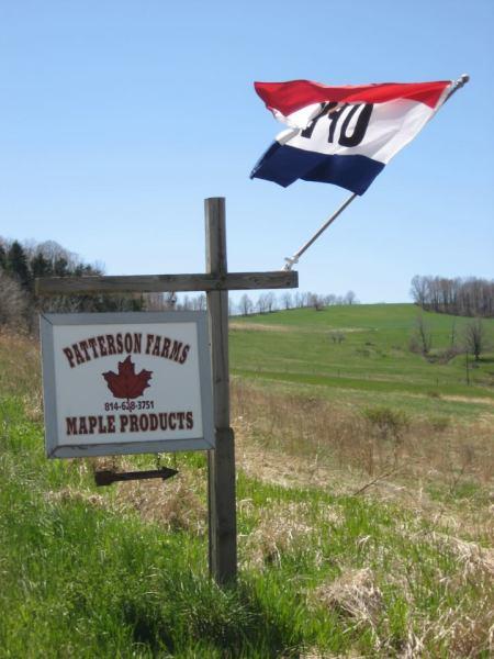 Sweet Surprises: maple farm tours
