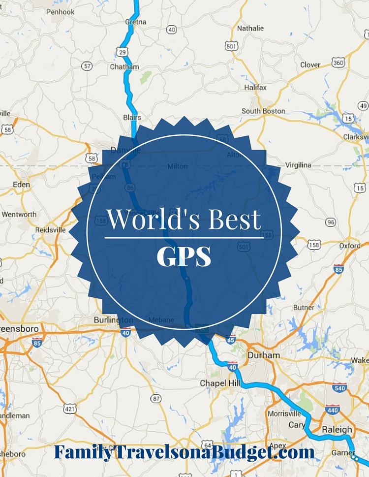 World's Best GPS!
