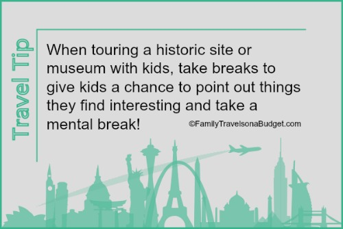 Museum Tour Tips for Kids