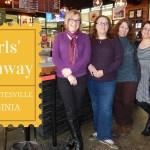 Girls' Getaway to Charlottesville!