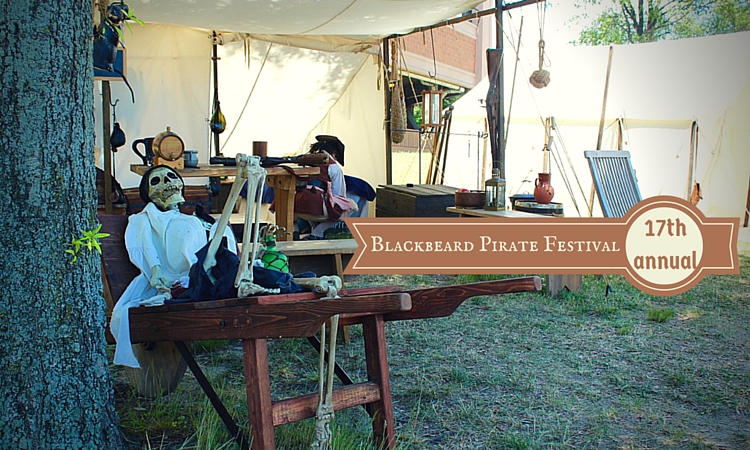 blackbeard pirate festival