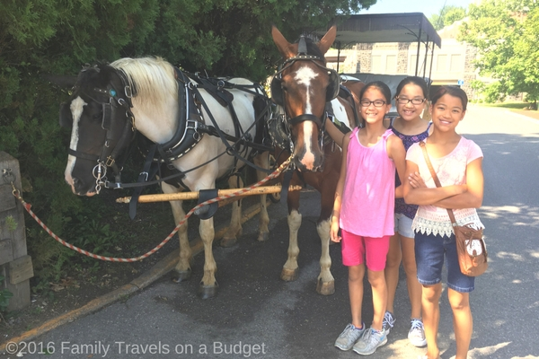 Historic Lexington Carriage Company