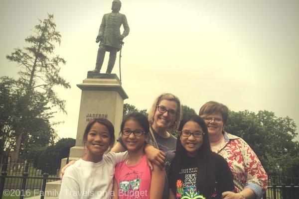 Stonewall Jackson Historic Lexington