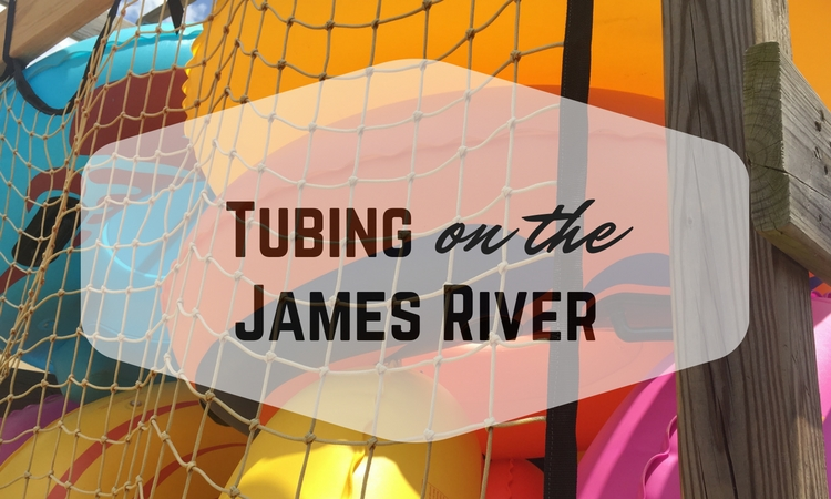 Tubing James River