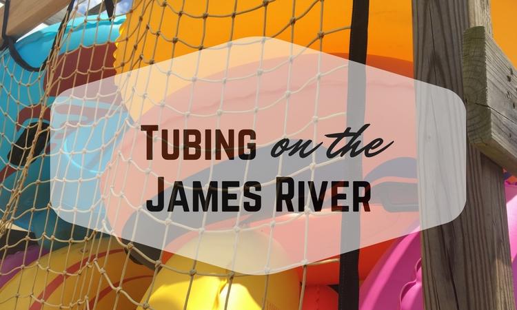 Tubing James River