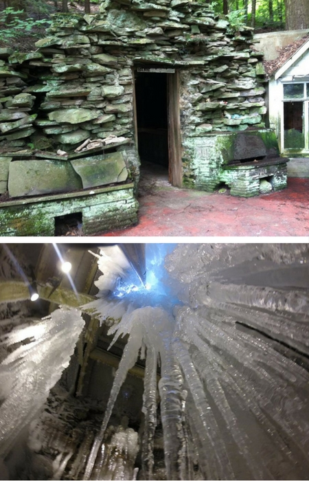 stem-at-the-coudersport-ice-mine