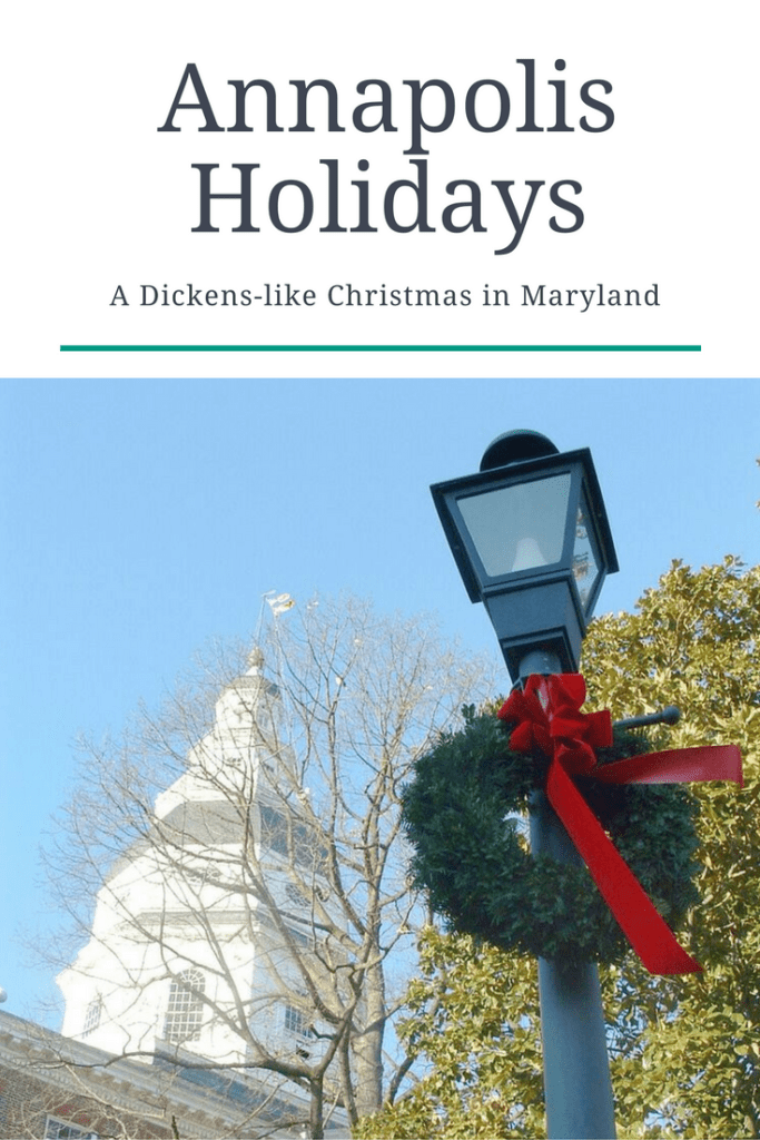 Annapolis Holidays: A Dickens wonderland