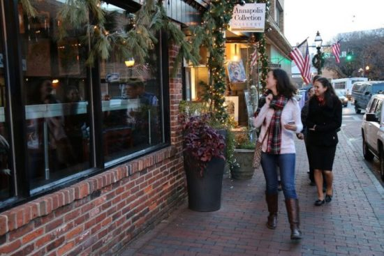 Shop Small, Annapolis Holidays