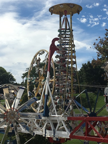 Best kept secrets: Vollis Simpson's whirligigs are known by some beyond the Carolinas
