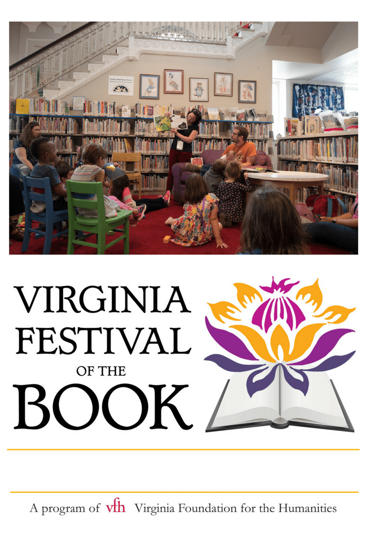Virginia Festival of the Book, what to know before you go