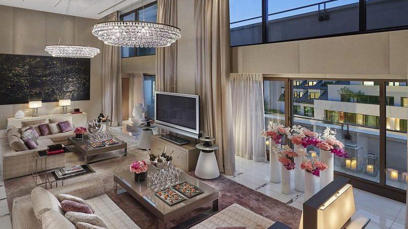 Best Paris Hotels for Families - Mandarin Oriental Paris