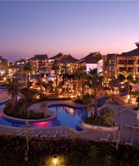 lapita in dubailand theme park hotel