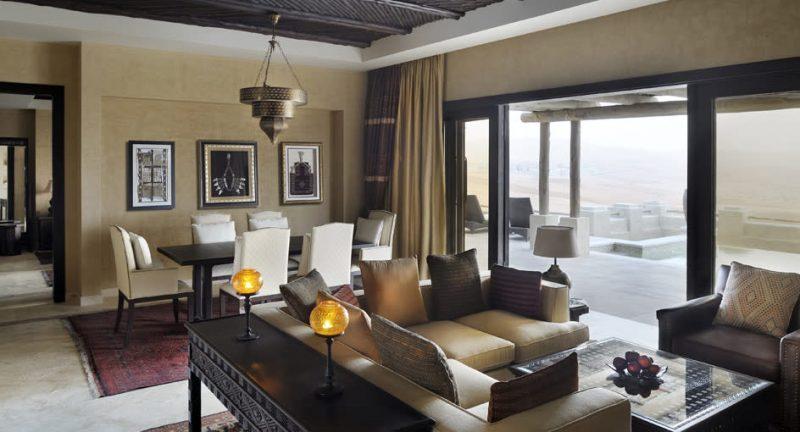 qasr al sarab family resort abu dhabi