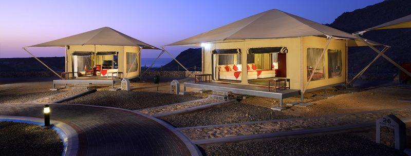 family resorts in oman