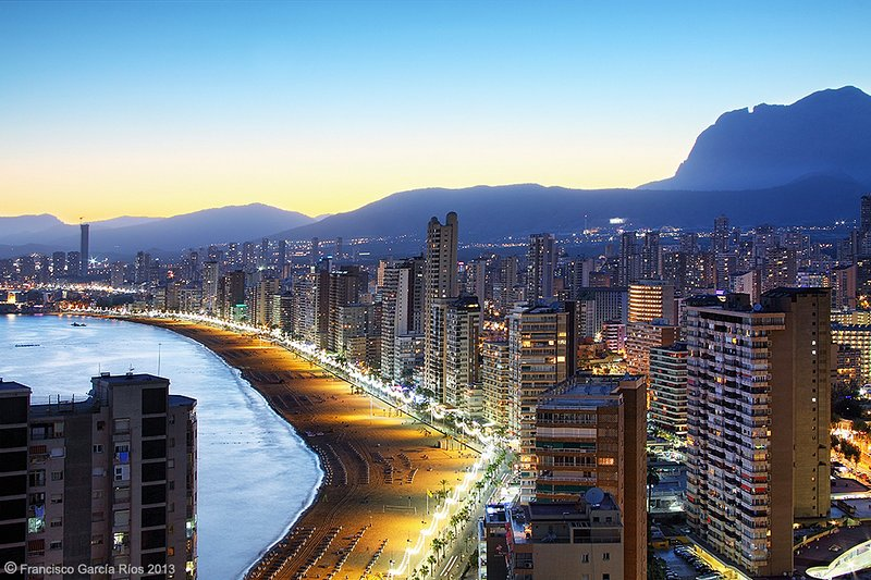 family friendly hotels benidorm