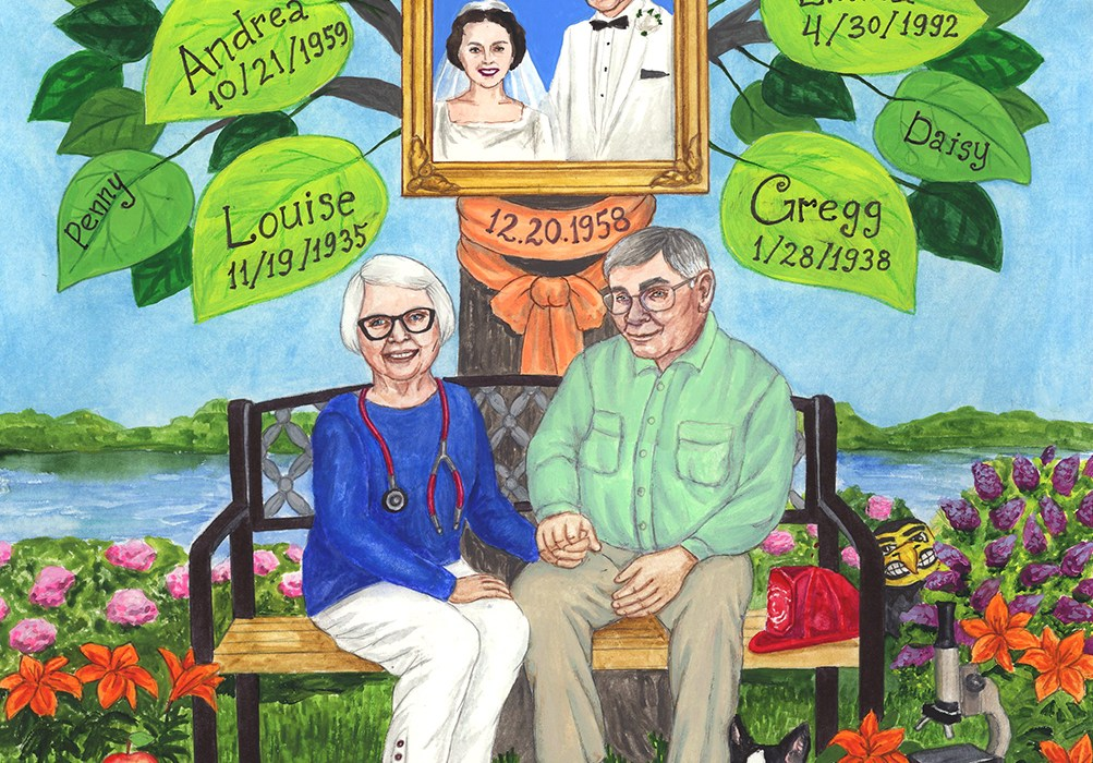 Gift Ideas For 60th Wedding Anniversary For Parents: 60th Anniversary Gift For Parents