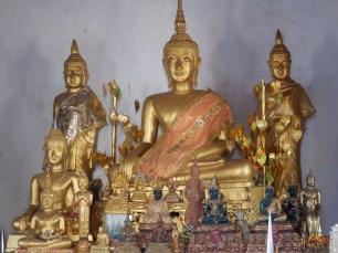 Golden Buddah