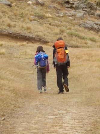 Forward walk on day 2