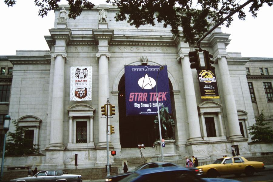 Museo di storia naturale di New York