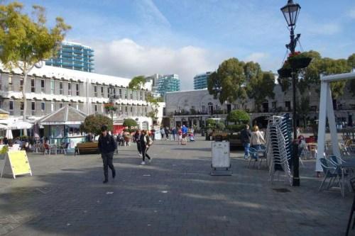 Casemate Square