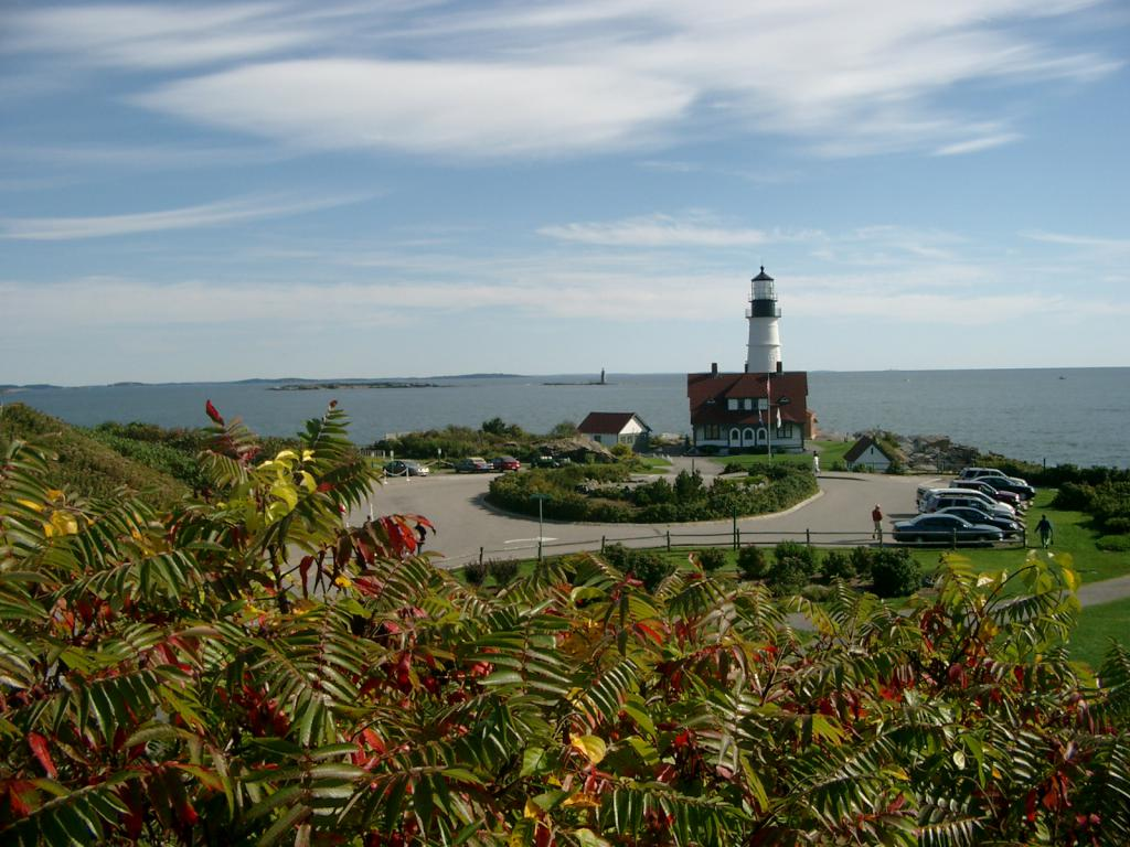 Maine New England