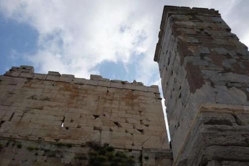 Monumento di Agrippa su Acropoli