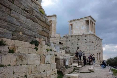 Tempietto di Atena Nike