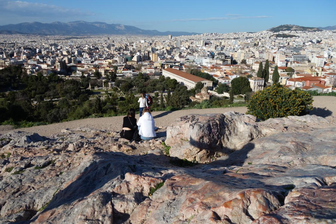 Colli di Atene