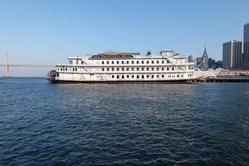 San Francisco Belle Embarcadero