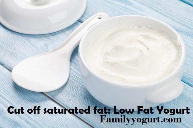 low fat yogurt