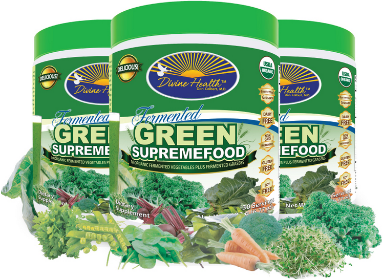 living_green_supreme_food