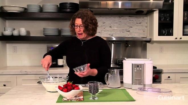 cuisinart yogurt maker